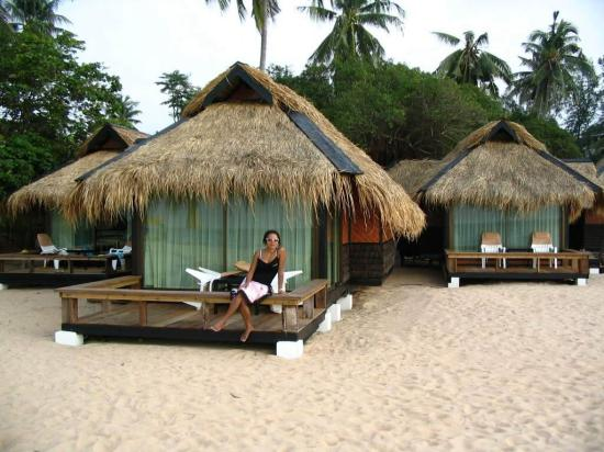The Sunset Village Beach Resort Our Bungalow On