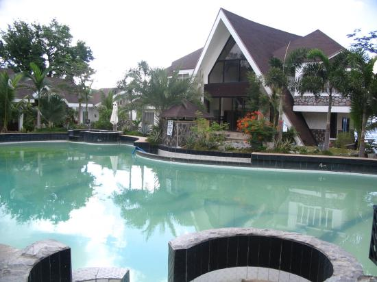 The Pool Picture Of Blue Coral Beach Resort Laiya Tripadvisor