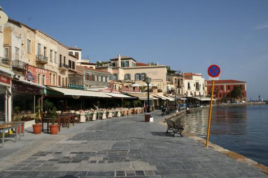 El Greco Hotel: Venetian harbour