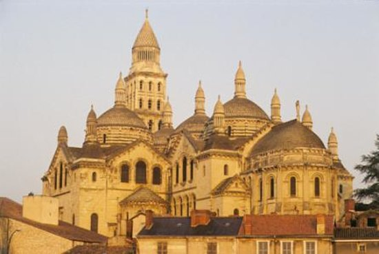Perigueux, France: La Cathédrale Saint-Front