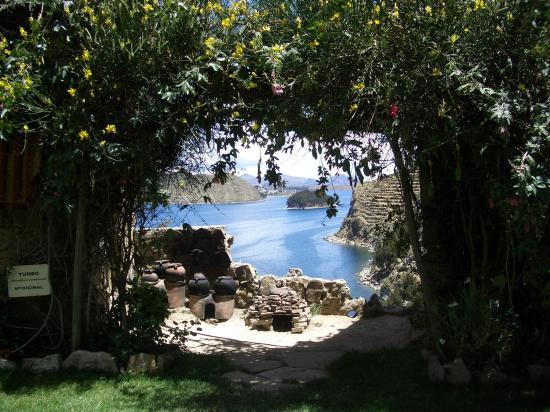 Copacabana, Bolivien: Sun Island - Lake Titicaca (Bolivia)