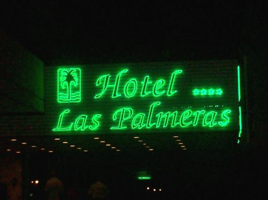Hotel Las Palmeras : Las Palmeras