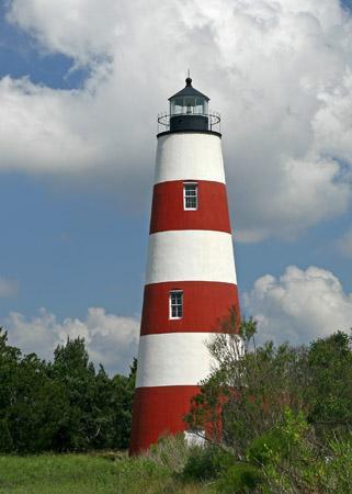 Blue Heron Inn : Sapelo Island Lighthouse