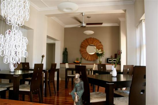 Derwent House Boutique Hotel: Dining area