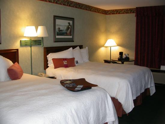 Hampton Inn Jonesville/Elkin : Bedroom