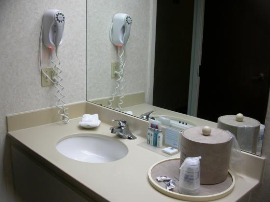 Hampton Inn Jonesville/Elkin: Bathroom2