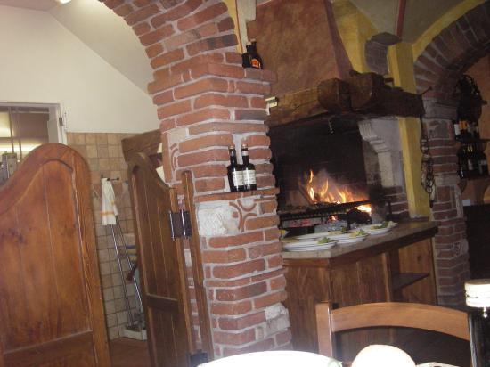Faronhof  B&B : Kitchen at Ca'Roma