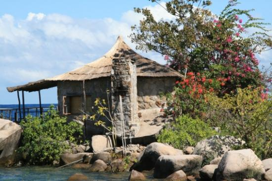 Kaya Mawa: One of the other huts