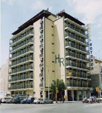 Rotonda Hotel : Hotel from the outside