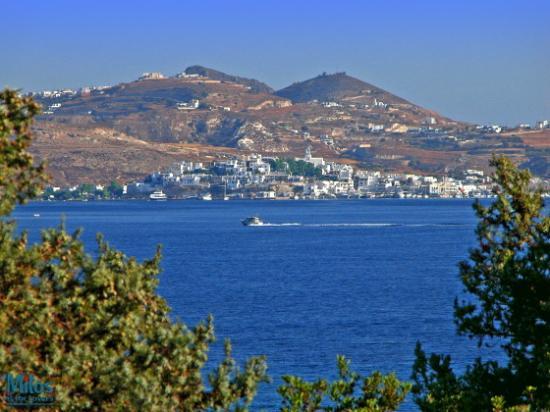 Adamas - View from Hivadolimni