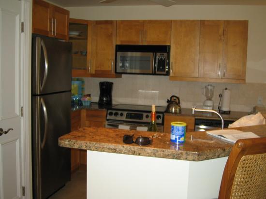 Villa Renaissance: Our amazing villa - kitchen - WOW!