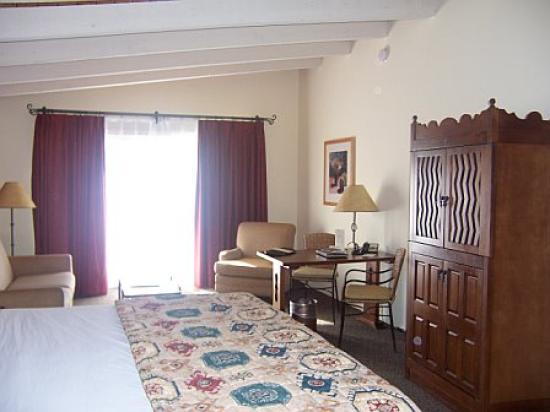 Westward Look Wyndham Grand Resort and Spa: Desert View room