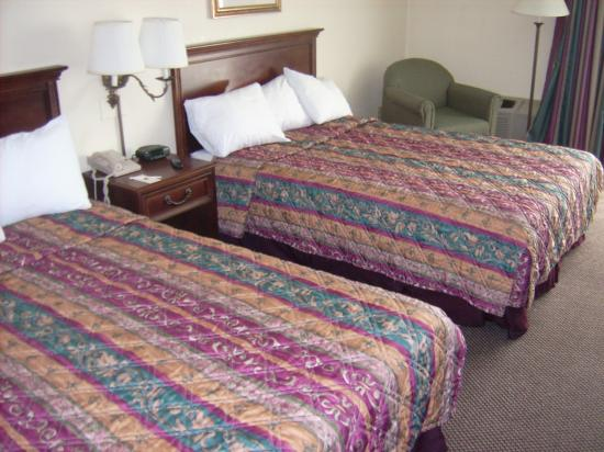 Best Western Plus New Englander : The Two Double Beds