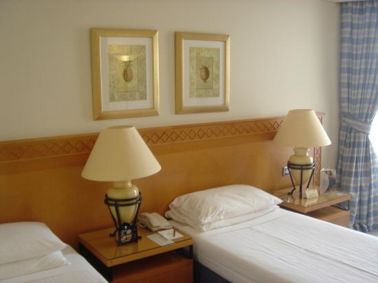 JA Jebel Ali Beach Hotel: Hotel Room
