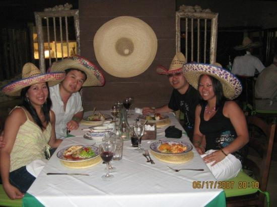 Catalonia Bavaro Beach, Casino & Golf Resort: Mexican Restaurant