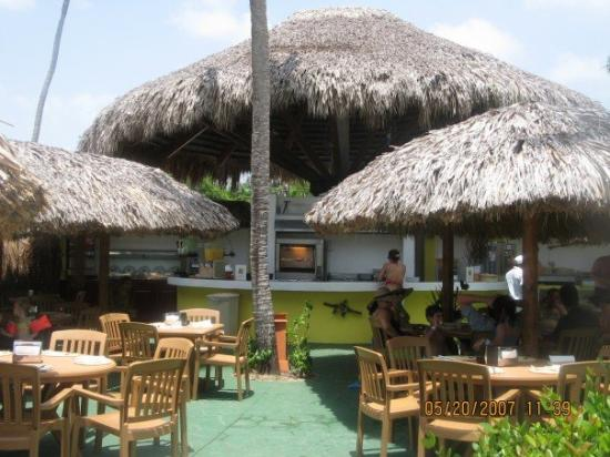 Catalonia Bavaro Beach, Casino & Golf Resort: Snack bar
