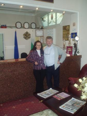 Kazanlak, Bulgarien: Receptions