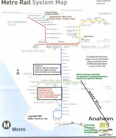 amtrak train routes map with Anaheim California Transportation Options on Anaheim California Transportation Options as well Missouri Pacifics Texas Eagle moreover Flmap further New York City Subway Map Printable additionally 3550535986.