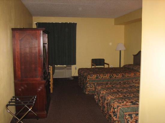 Days Inn Manassas/I-66: The room