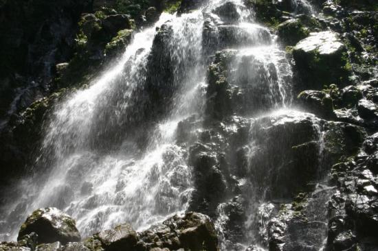 El Valle de Anton, Panama : El Macho Waterfalls