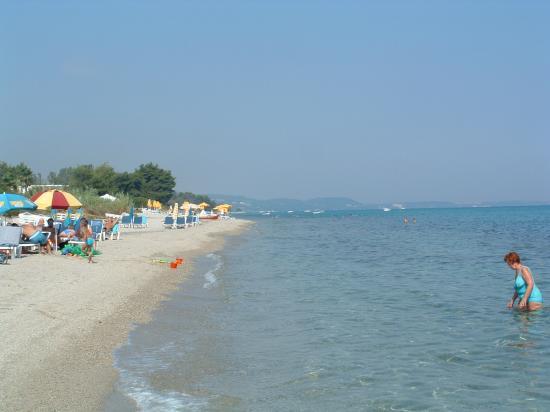 Hotel Calypso : Hanioti beach