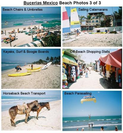 Bucerias Mexico Beach 3 of 3