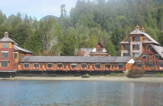 Puyuhuapi Lodge & Spa: The Lodge