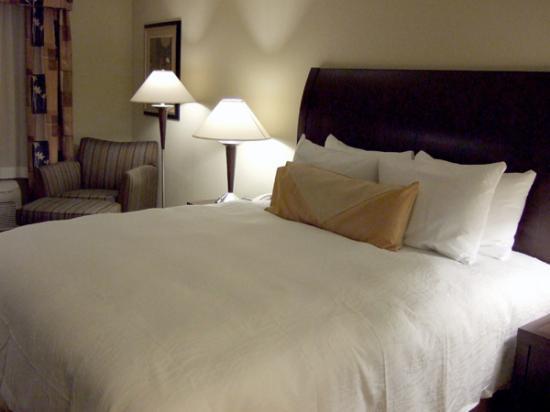 Hilton Garden Inn Jacksonville Orange Park: bed