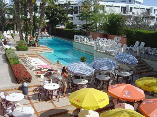 Hotel Kamal: kamal pool