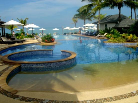 Pool Access Room Picture Of La Flora Resort Spa Khao Lak Tripadvisor