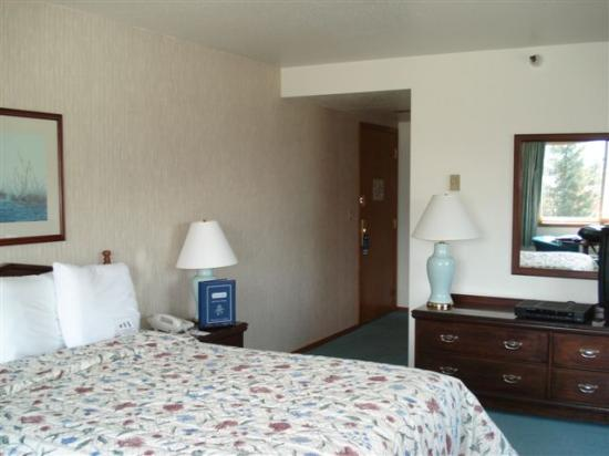 Travelodge Hotel Juneau : Room Photo