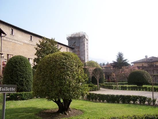 Castello del Buonconsiglio Monumenti e Collezioni Provinciali: Outside Views of Castello Buonconsiglio