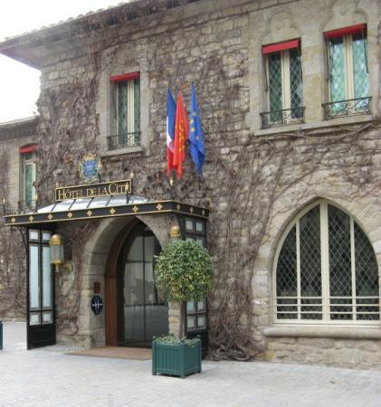 Ibis Carcassonne Centre : Hotel de La Cité