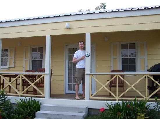 Antigua's Yepton Estate Cottages: Unser Cottage nr 3