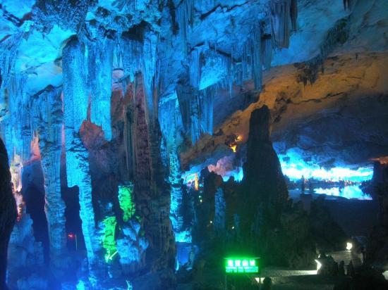 Tai Lian Hotel: cueva