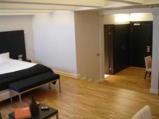 Radisson Blu 1919 Hotel, Reykjavik : The room