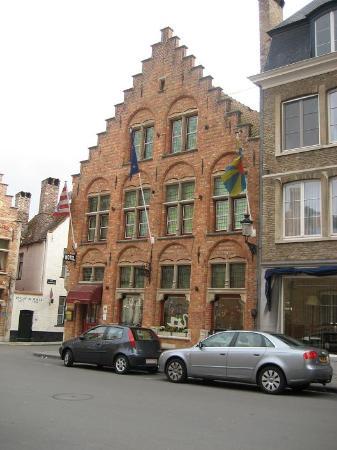 Photo of Hotel Salvators Brugge