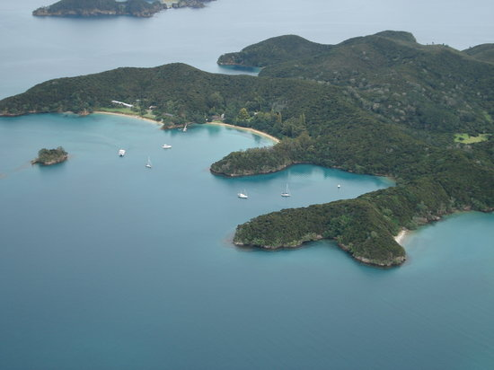Paihia, New Zealand: Another Island