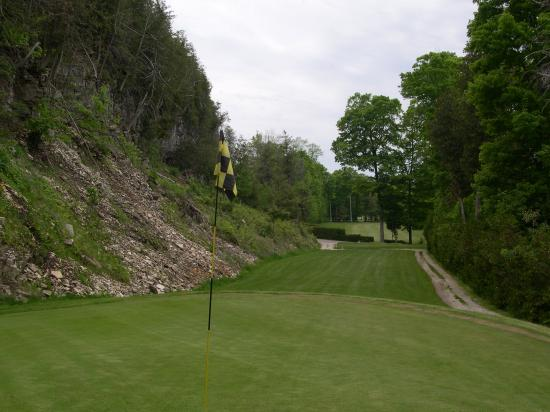 Alpine Resort & Golf: Alpine golf course