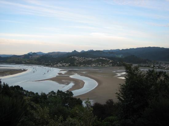 Killyrudden Bed and Breakfast : Tairua at low tide