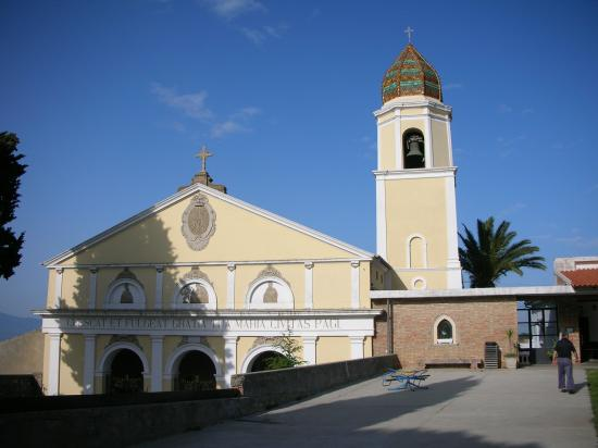 Club American Hotel Resort & SPA: Church in Spezzano Albanese