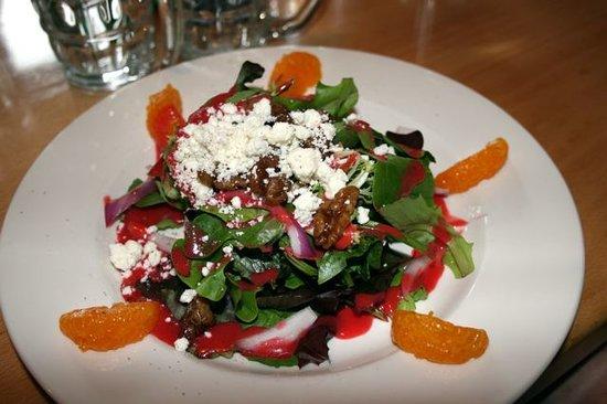 Jack Sprat Restaurant: salad