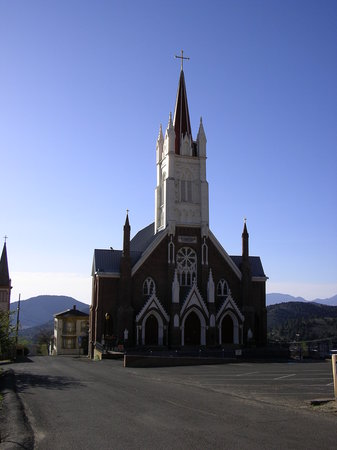 Virginia City, NV : St. Mary's
