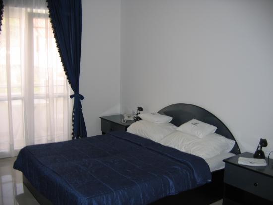 Hotel Perla: The Room