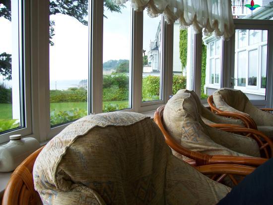 Brunswick Hotel: Lounge area