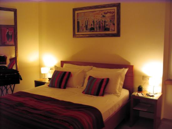 Zephyrus Boutique Accommodation: room 2