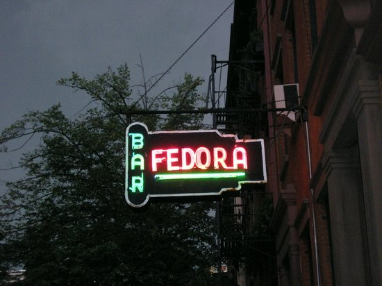 Photo of Fedora Bar in New York, NY, US