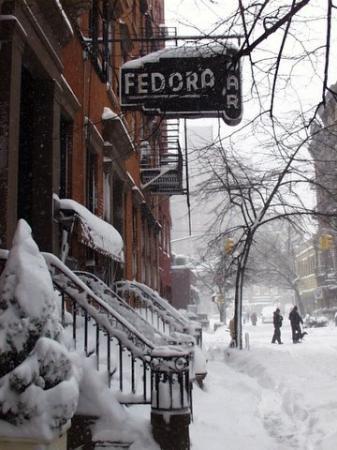 Fedora Restaurant: photo by Tom Bernardin