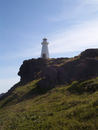 Newfoundland and Labrador, แคนาดา: Cape Spear
