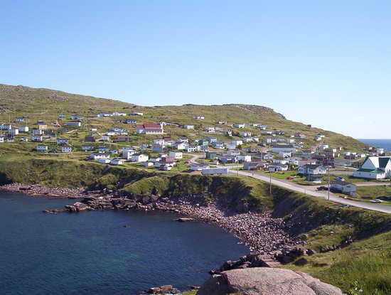Newfoundland and Labrador, Canada: Bay Verde